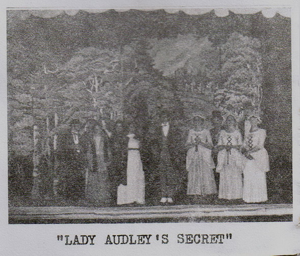 Lady Audleys Secret Cast